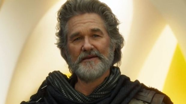 [NATL] Kurt Russell Talks About Joining Marvel Universe With 'Guardians of the Galaxy'