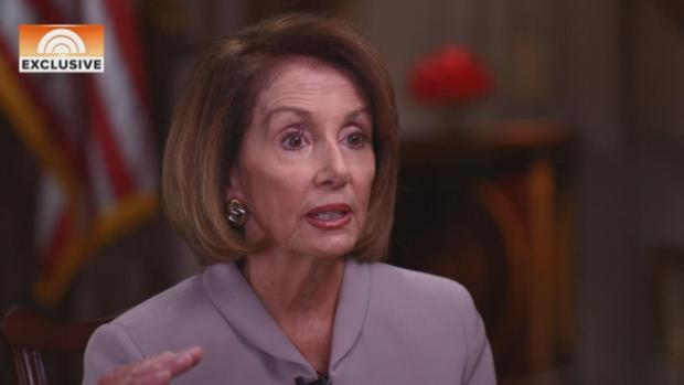 [NATL] Pelosi: No Money for Trump's Border Wall