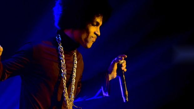 [NATL] Overdose Cited In Prince's Death