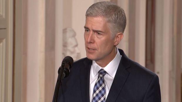 Trump Nominates Judge Neil Gorsuch to the Supreme Court