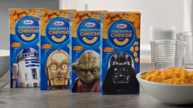 [NATL] For 'Star Wars'-Themed Products, the Marketing Awakens