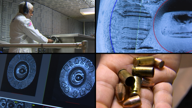 Behind the Scenes: ATF's National Laboratory Center