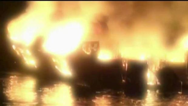 NTSB: Entire Crew Was Asleep When Fatal Boat Fire Started