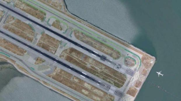 Audio: SFO tower tries to get Air Canada pilot's attention