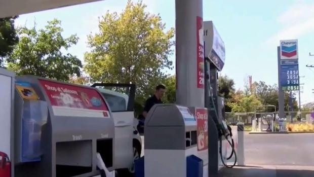 [BAY ML 5A SANCHEZ] New California Gas Tax to Go Into Effect on Nov. 1