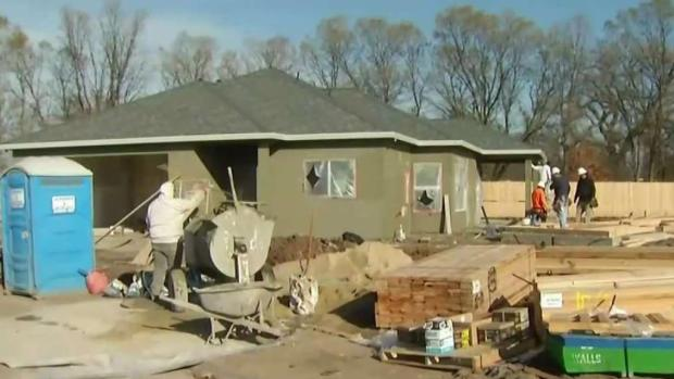 [BAY] New Homes Going Up Already For Some Camp Fire Survivors