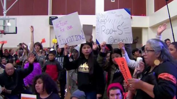 [BAY] Oakland School Board Votes to Close Middle School