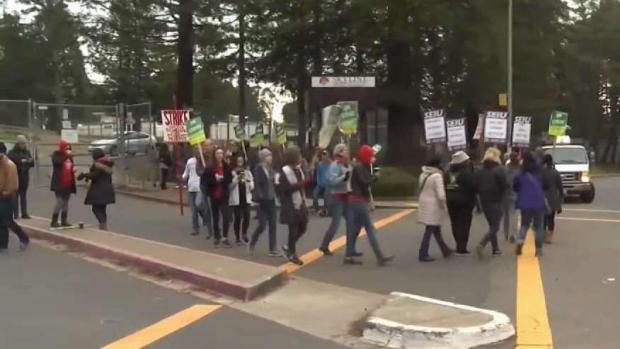 [BAY] Oakland Teachers End Strike