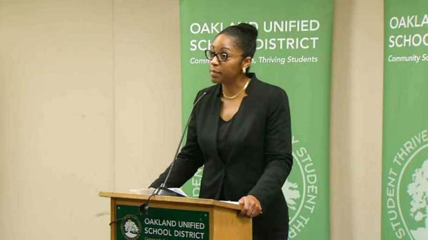 Oakland Unified Schools Prepare for Teachers Strike by