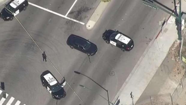 [BAY] Officer-Involved Shooting Investigation in Hayward