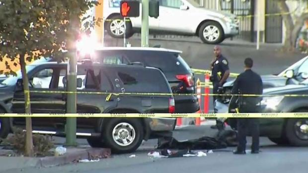 [BAY] Officer-Involved Shooting by Vallejo PD Reported in Oakland