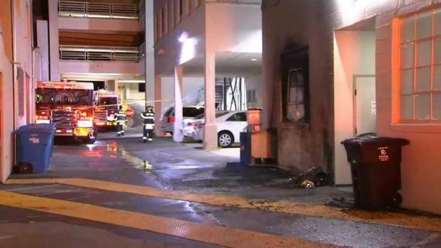 [BAY] Officials Investigate Suspicious Fires in Downtown San Mateo