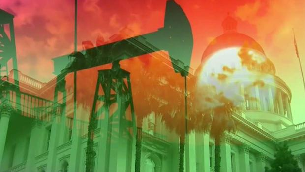 Oil and Gas Money in 'Green' California Politics?