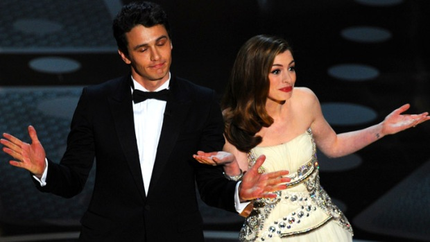 James Franco Strikes Back at His Oscar Critics