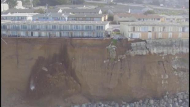 [BAY] Pacifica Residents Fight Evacuation, Geologists Say Crumbling Cliffs Are 'Clear Danger'