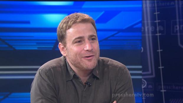 [BAY] Flickr founder Stewart Butterfield