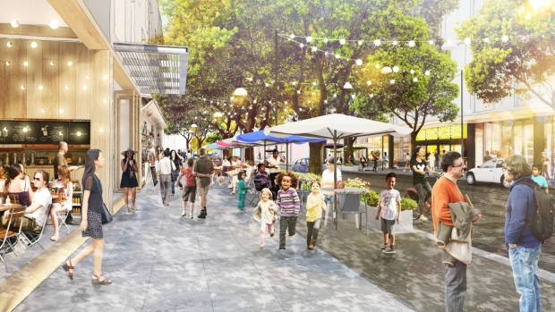 It takes a village to work and live near Facebook: Housing, retail part of plans for California campus