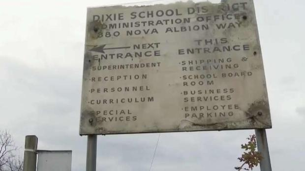 [BAY] Parents Petition Dixie School Board District to Change Name