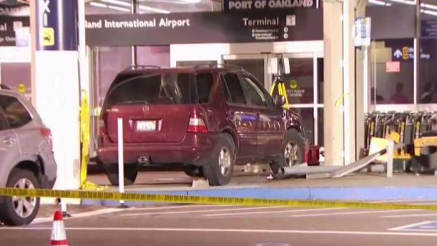 [BAY] Pedestrians Struck By Vehicle at Oakland Airport: Sheriff