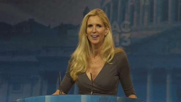 [BAY ML 6A REDELL] Police Brace for Conservative Speaker Ann Coulter's Mountain View Visit