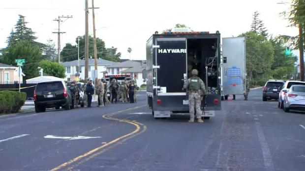 [BAY] Police Investigate Officer-Involved Shooting in Hayward