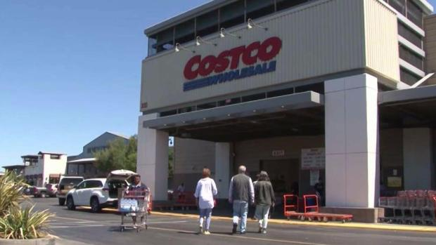 [BAY] Police Seek Suspects in Costco Smash-and-Grab in Novato