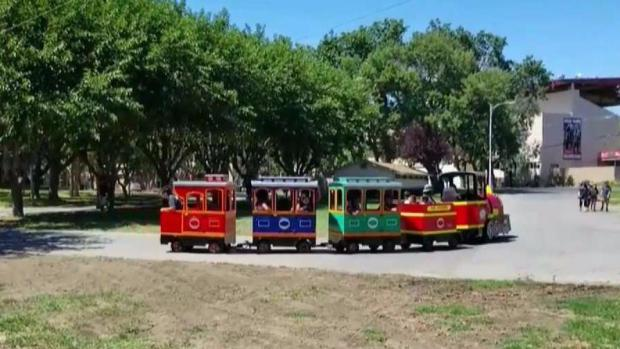 Popular Model Train Stolen From Parking Lot in Pleasant Hill