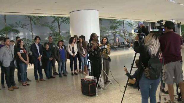 [BAY] Press Conference Held After ACLU Sues Over ICE Raids