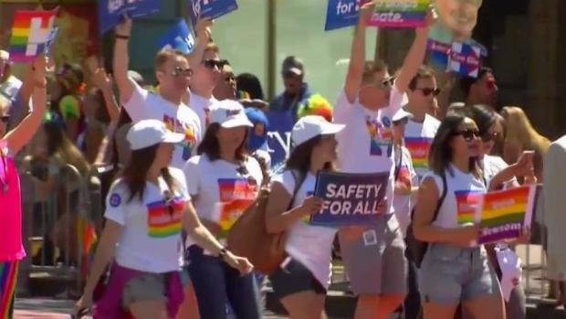Security Measures Ramped Up During San Francisco's Much-Awaited Pride Weekend