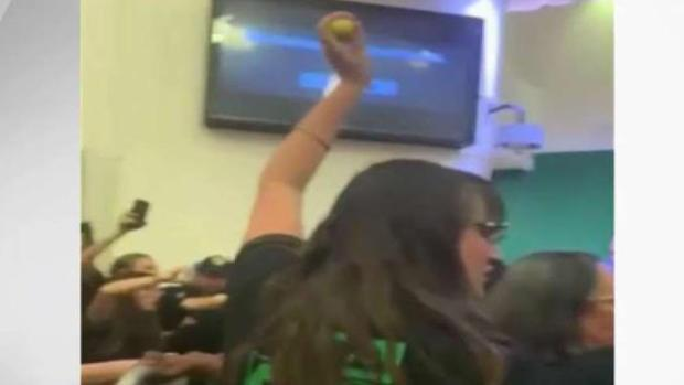 [BAY] Protests Get Physical at Oakland School Board Meeting
