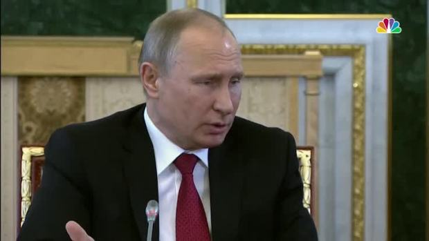 [NATL] Putin Explains How 'Patriotic' Hackers Work
