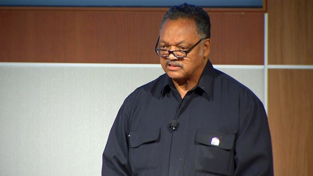[BAY] Jesse Jackson Pitches Tech Diversity