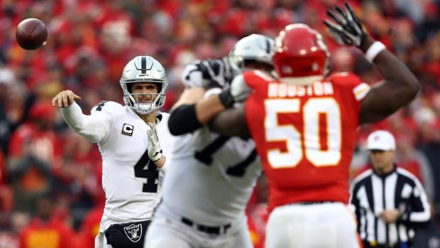 [BAY]All Things Silver and Black: Oakland Raiders 2018-2019 Season Highlights