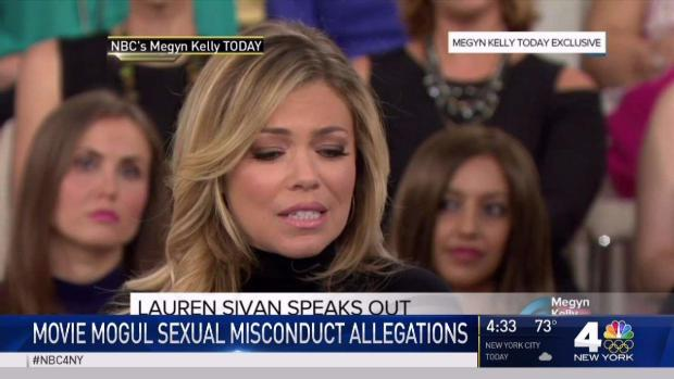 [NATL-NY] Reporter Speaks Out About Movie Mogul Allegations