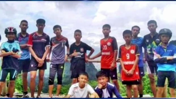 [NATL-LA] Thai Soccer Team in Good Health After Flooded Cave Ordeal