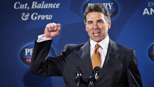 Rick Perry's Bad Ideas and California