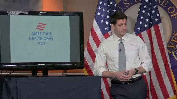 [NATL] Paul Ryan Lays Out 3-Pronged Plan for Replacing 'Obamacare'