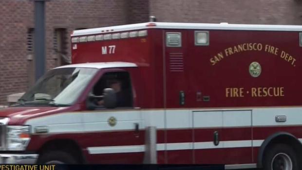 [BAY] SF Emergency Services Caught Off Guard By Record Heat