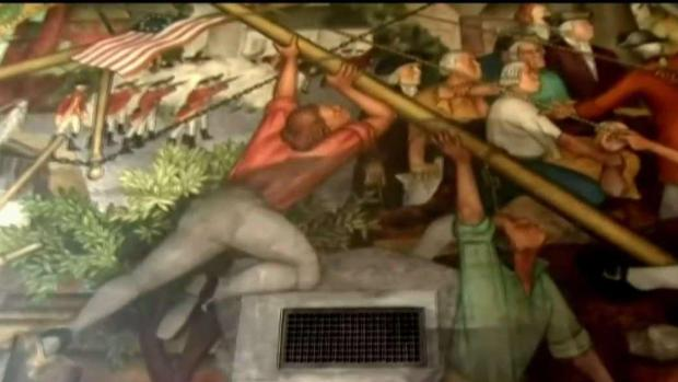 [BAY] SF School Board to Consider Plan to Cover Divisive Mural