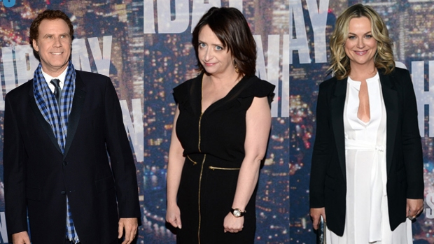 """""""SNL"""" 40th Anniversary Red Carpet Arrivals"""