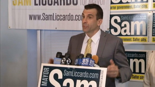 "[BAY] ""It's Time to Get to Work on the Business of This City"": Sam Liccardo on Declaring SJ Mayoral Victory"