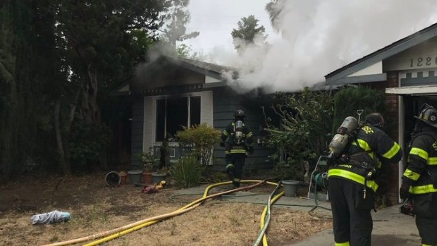 1 Dead, 2 Injured in San Jose House Fire - NBC Bay Area