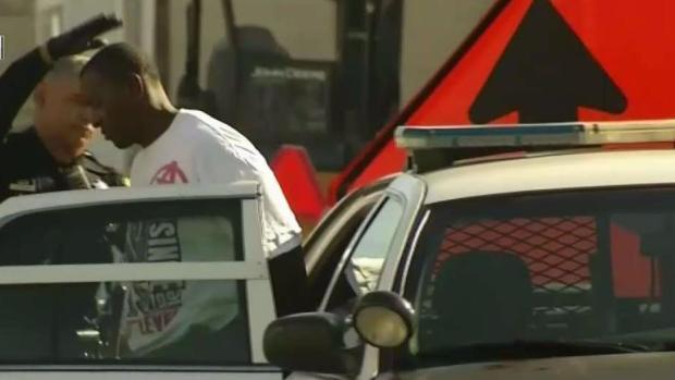 [BAY] San Francisco Police Fatally Shoot Suspect