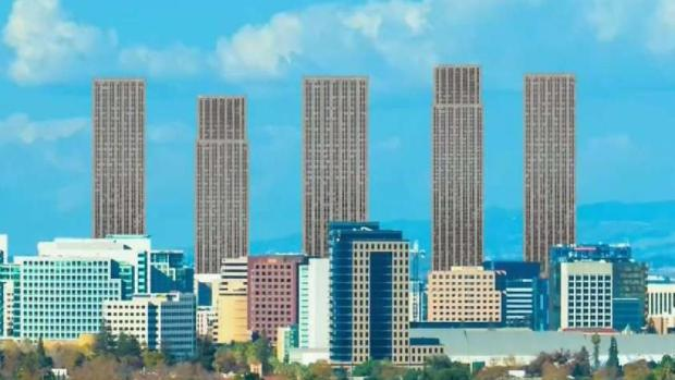 [BAY] San Jose Leaders Consider Allowing Taller Skyscrapers