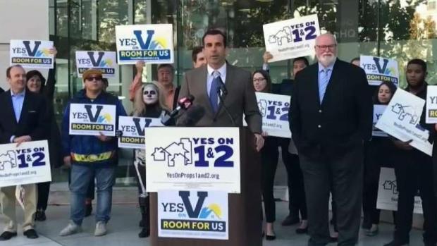 [BAY] San Jose Mayor Sam Liccardo Hit by Car