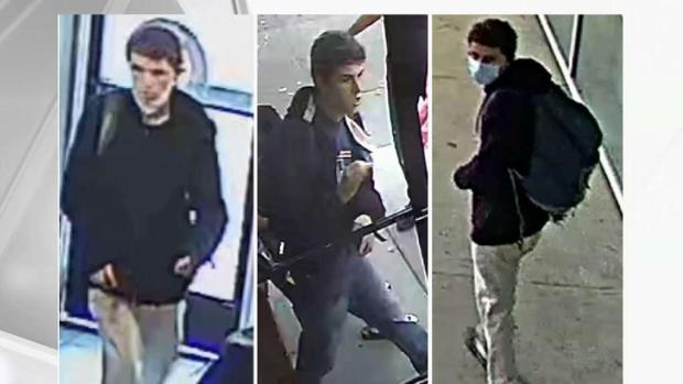 San Jose Police Seek Person of Interest in Downtown Shooting