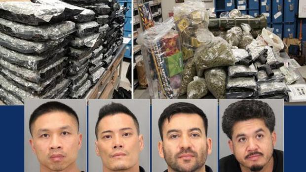[BAY] San Jose Task Force Takes Down Organized Drug Operation