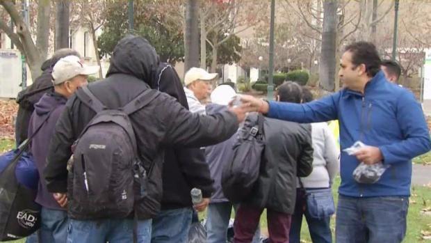 [BAY] Santa Clara County Makes More Beds Available For Homeless