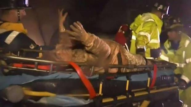 [BAY] Sausalito Neighborhood Concerned About Mudslides