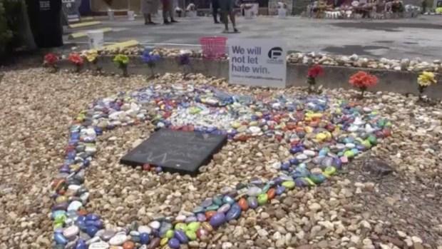 [NATL] Mourners Mark One-Year Anniversary of Pulse Nightclub Shooting